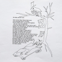 """""""Der Raabe und der Fuchs"""""""